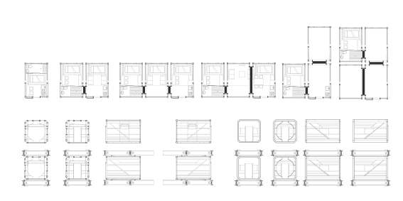 Pod Plans/Sections
